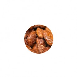 Almonds with Lavender Honey and Cinnamon