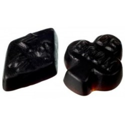 Salty Licorice Mix sugar-free