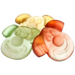 Gummy Clowns sugar-free